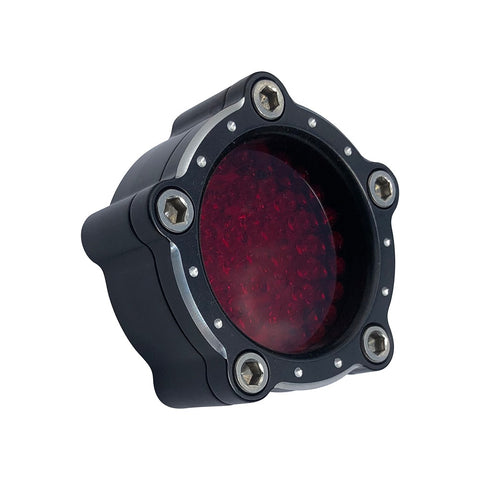 FORGE HALO LED TAIL LIGHT STOP LIGHT-TAIL LIGHT-HellBend Custom Cycles