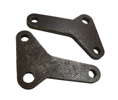 SPORTSTER FRONT MOTOR MOUNTS-FRAMES & HARDTAIL-HellBend Custom Cycles