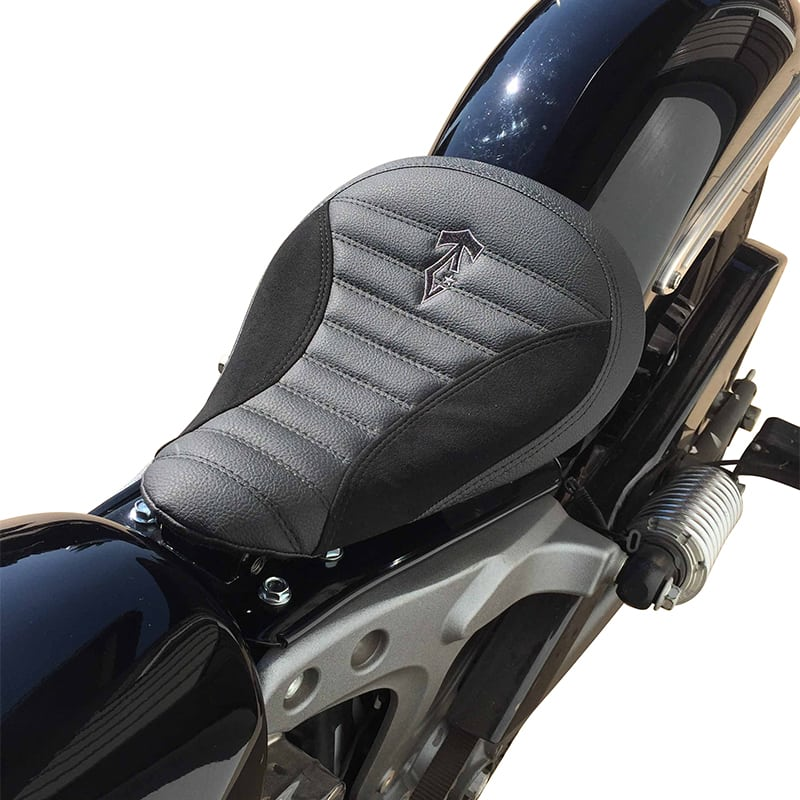 TWISTED CHOPPERS SOLO SEAT PAN KIT FOR INDIAN® SCOUT-SEAT PANS-HellBend Custom Cycles