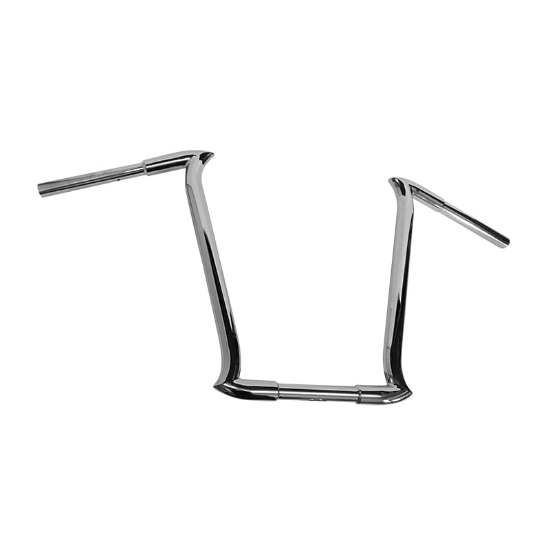 TWISTED APE HANGER HANDLEBARS-HANDLEBARS-HellBend Custom Cycles