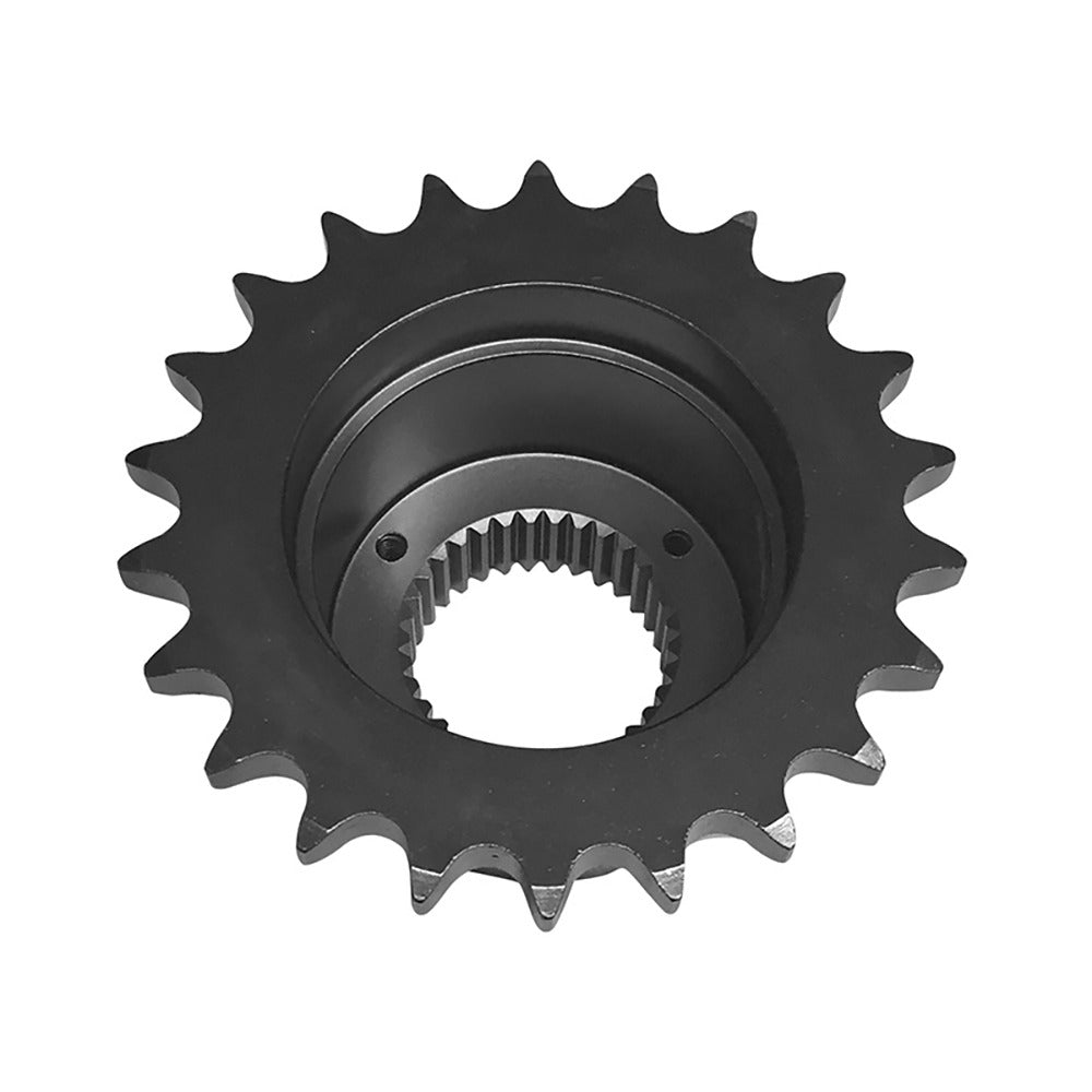 SPORTSTER 250 WIDE TIRE 2.5 INCH OFFSET SPROCKET-FRAMES & HARDTAIL-HellBend Custom Cycles