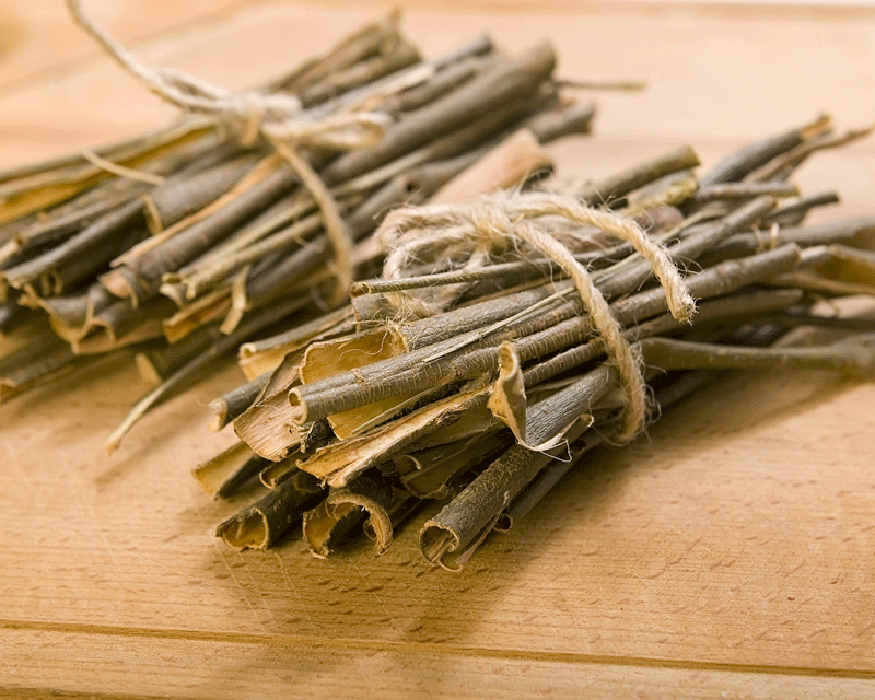 Learn about White Willow Bark (salicin)