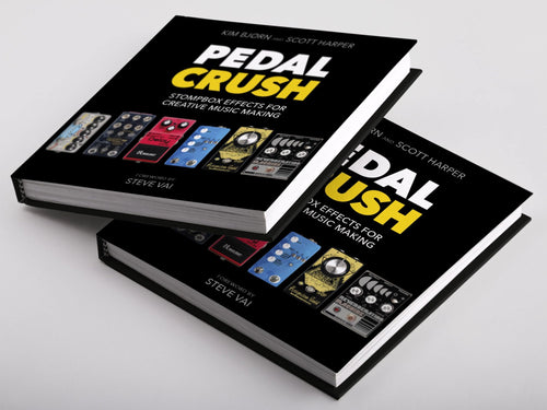 Pedal Crush - A celebration of stompboxes