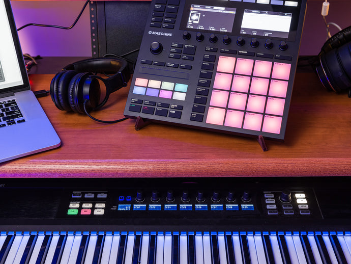 SPIKE XL - Synth, Drum Machine, Laptop & Tablet Stand