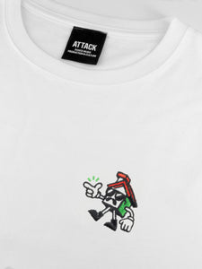 Attack x Sam Moore: Italo House T-shirt