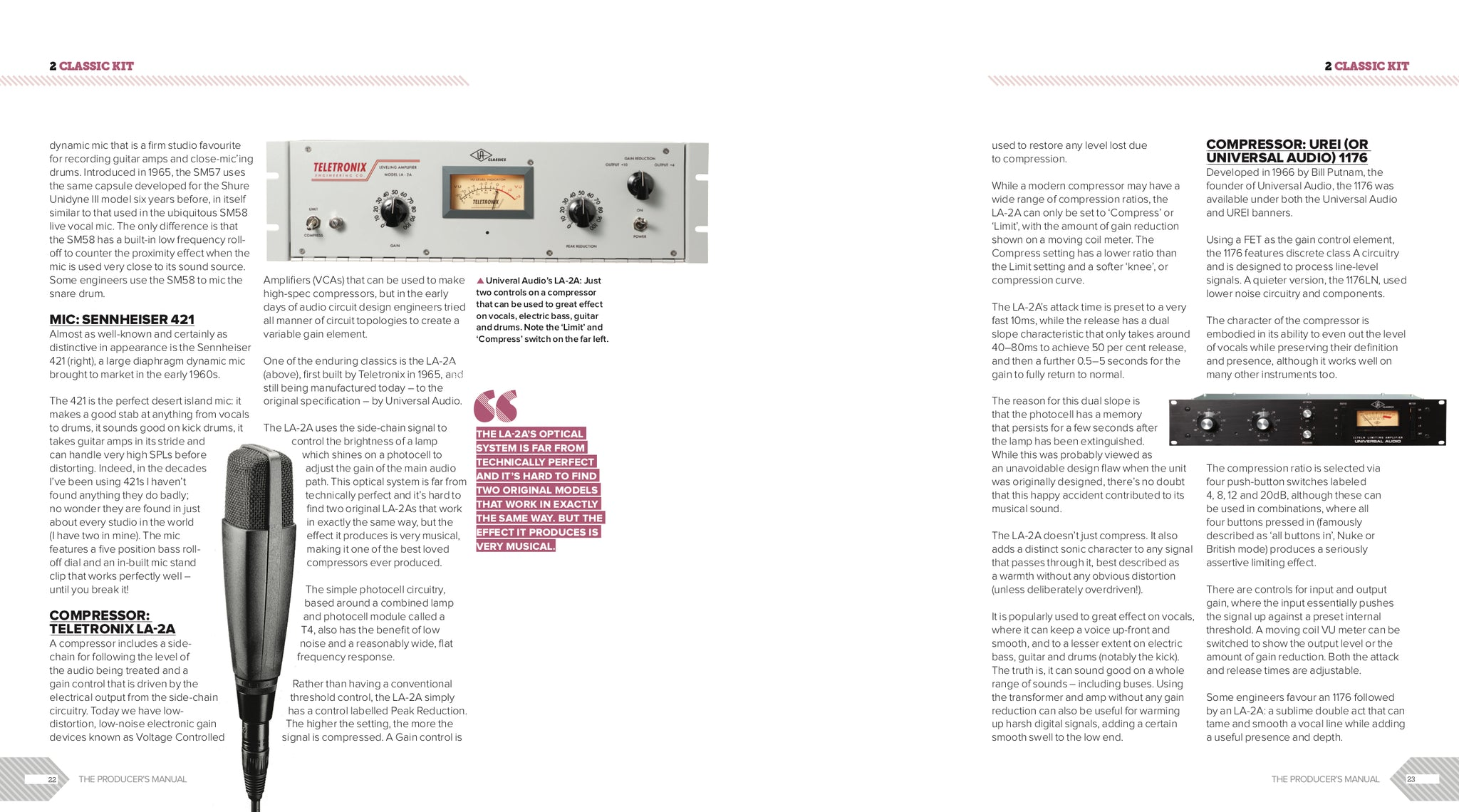 The Producer's Manual - Paul White – Attack Magazine