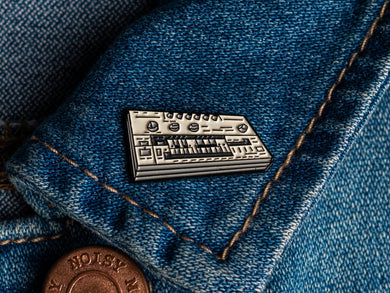 Roland TB-303 Enamel Pin Badge