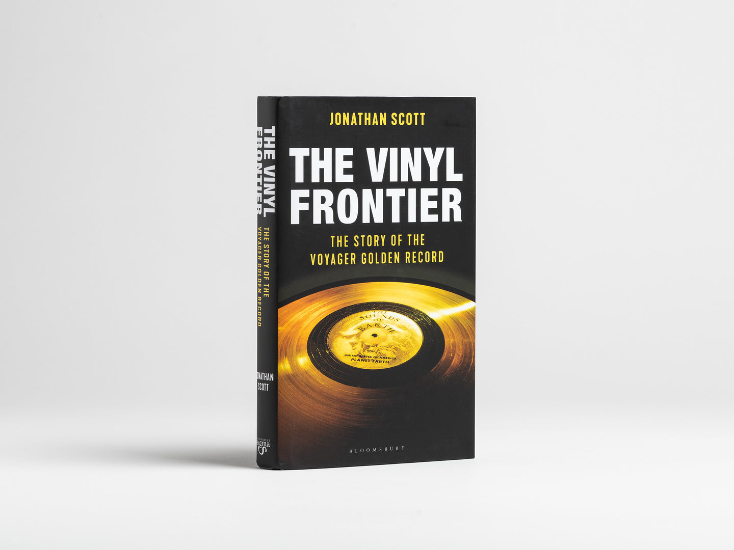 The Vinyl Frontier - Jonathan Scott
