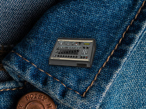 E-mu SP-1200 Enamel Pin Badge