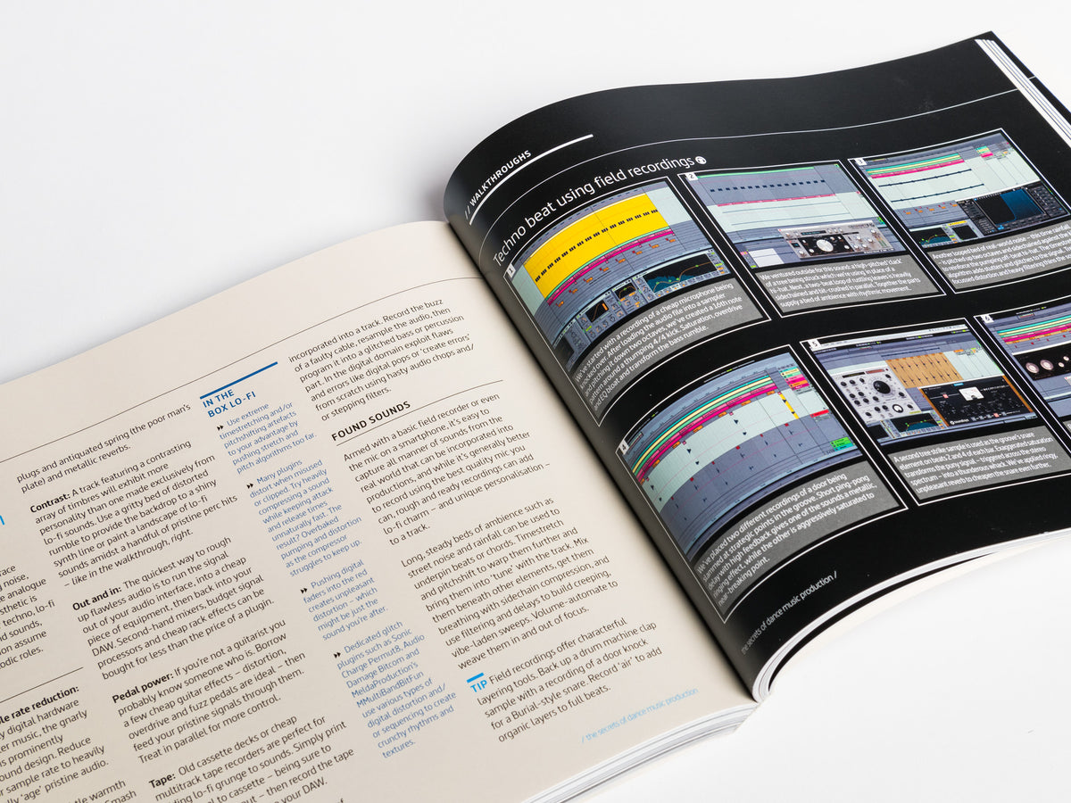the secrets of dance music production attack magazine pdf