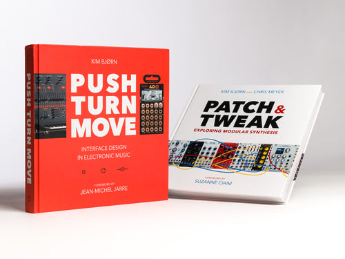 Push Turn Move + Patch & Tweak Bundle Offer