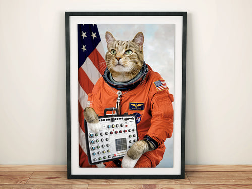 Cats on Synths in Space: Fuzz Aldrin