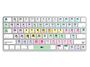 Avid Media Composer Keyboard Shortcut Stickers