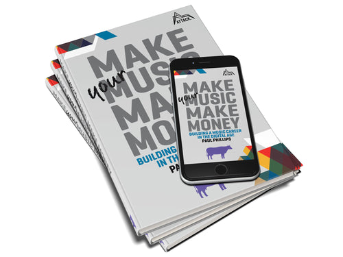 Make Your Music Make Money - Attack Magazine