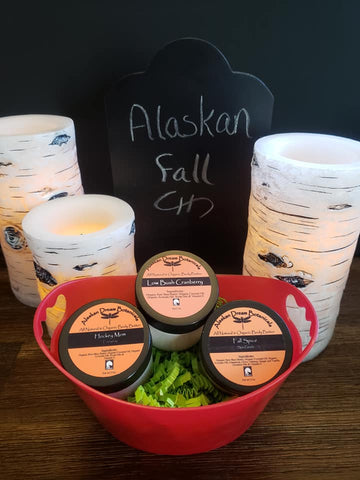 Alaskan Fall Body Butter Basket