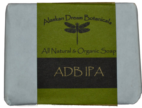 ADB IPA Everyday Bar Soap - Alaskan Dream Botanicals