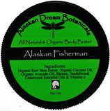 Alaskan Fisherman Spa Grade Body Butter - Alaskan Dream Botanicals