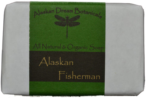 Alaskan Fisherman Everyday Bar Soap - Alaskan Dream Botanicals