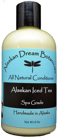 Alaskan Iced Tea Conditioner and Detangler - Alaskan Dream Botanicals