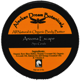 Arizona Escape Spa Grade Body Butter - Alaskan Dream Botanicals