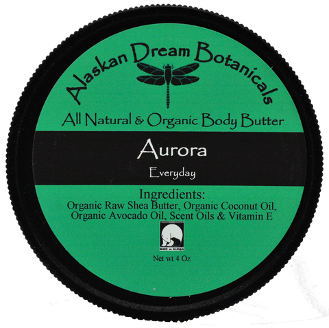 Aurora Everyday Body Butter - Alaskan Dream Botanicals