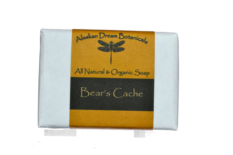 Bear's Cache Everyday Bar Soap - Alaskan Dream Botanicals