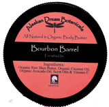 Bourbon Barrel Everyday Body Butter - Alaskan Dream Botanicals