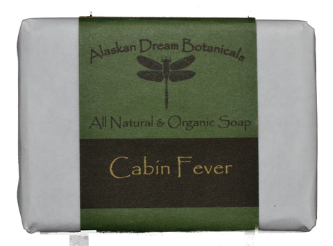 Cabin Fever Everyday Bar Soap - Alaskan Dream Botanicals