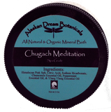 Chugach Meditation Spa Grade Mineral Bath - Alaskan Dream Botanicals