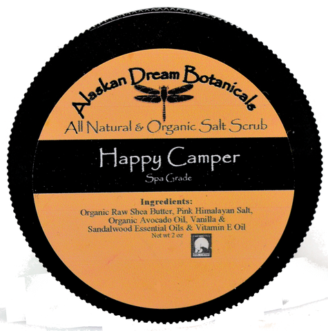 Happy Camper Spa Grade Body Butter - Alaskan Dream Botanicals