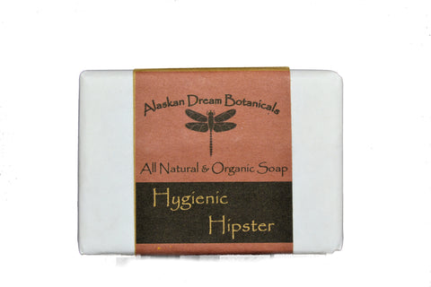 Hygienic Hipster Everyday Bar Soap - Alaskan Dream Botanicals