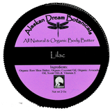 Lilac Everyday Body Butter - Alaskan Dream Botanicals