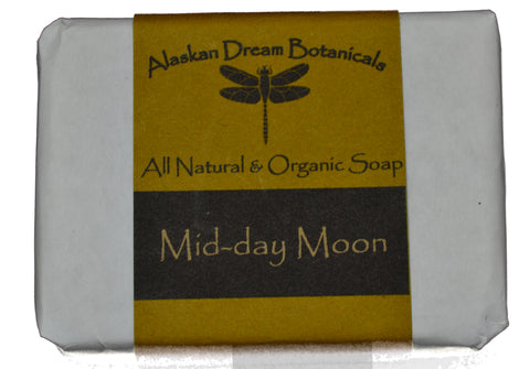Mid-Day Moon Everyday Bar Soap - Alaskan Dream Botanicals
