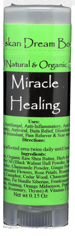 Miracle Healing Spa Grade Salve - Alaskan Dream Botanicals