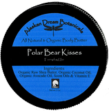 Polar Bear Kisses Spa Grade Body Butter - Alaskan Dream Botanicals