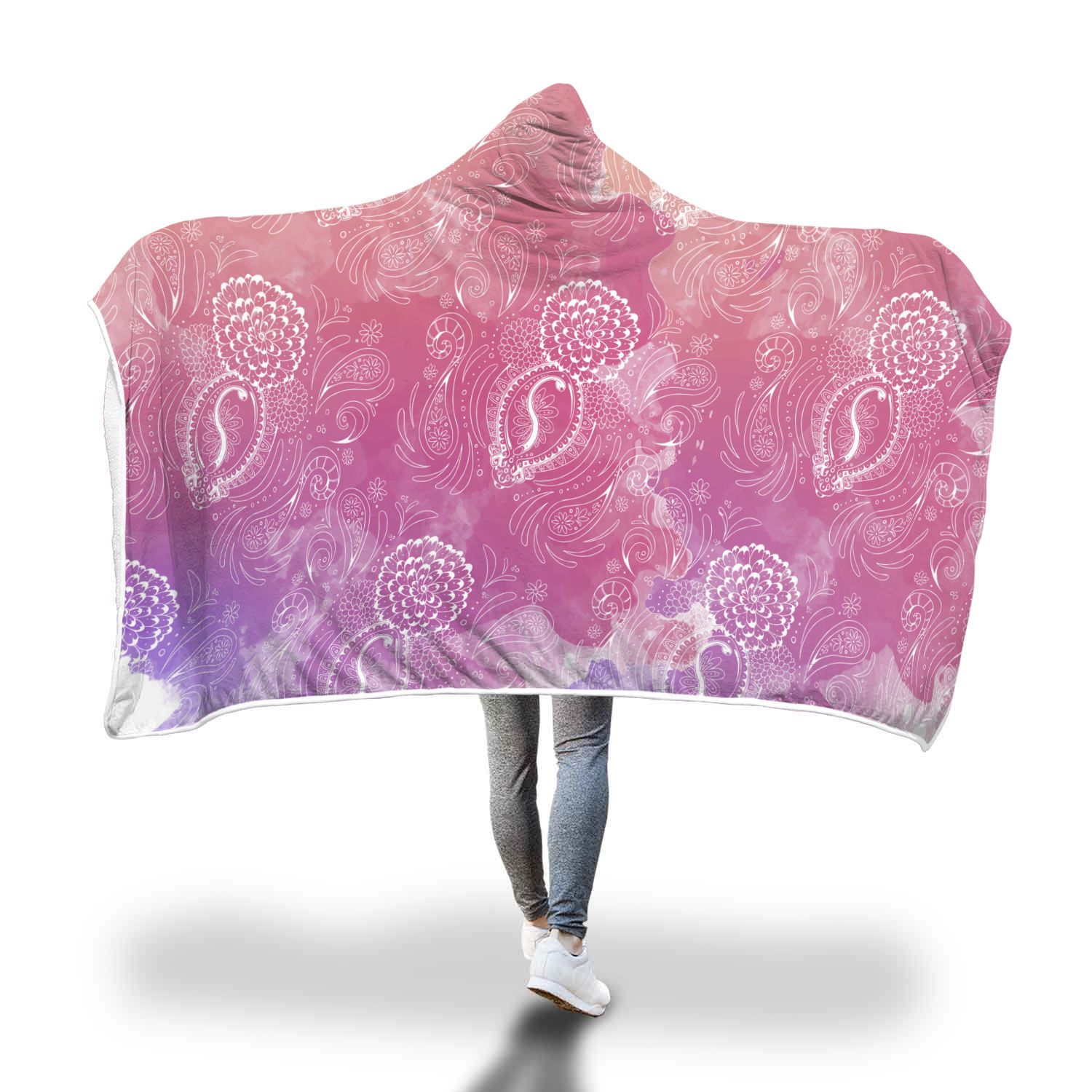 Dream Flow Hooded Blanket
