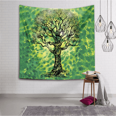 Indian Tree of Life Tapestry