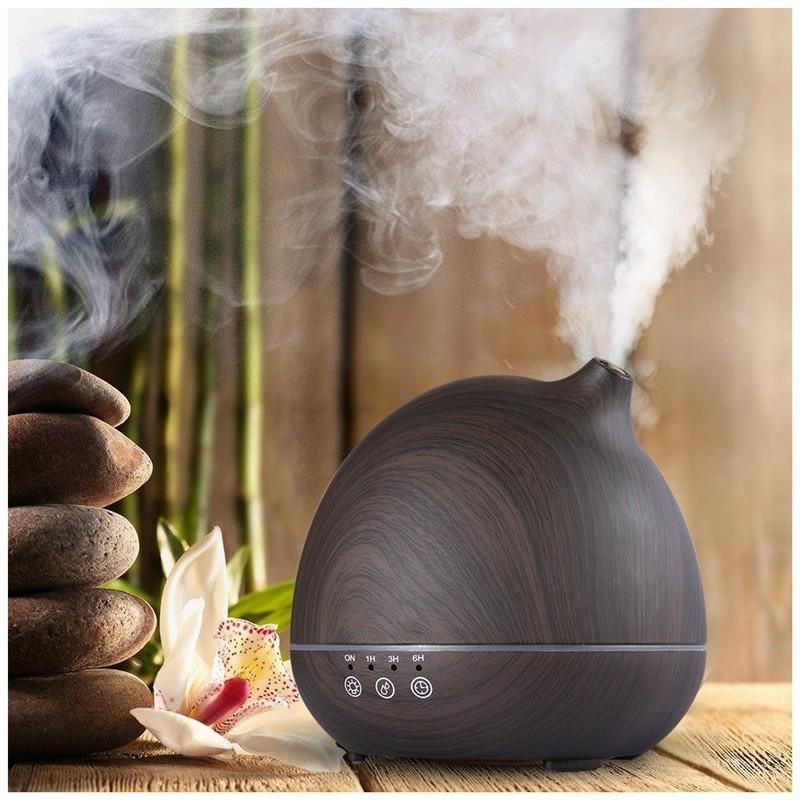 Spa Ultrasonic Aromatherapy Essential Oil Diffuser