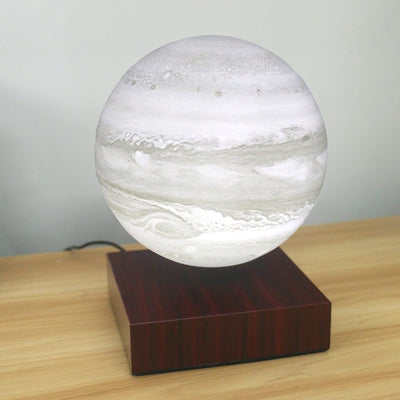 Levitating Jupiter Lamp