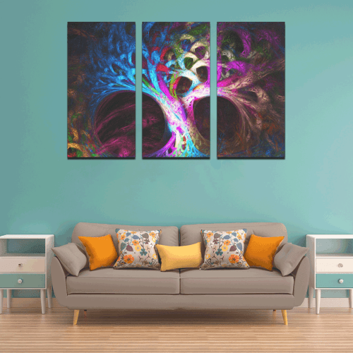 Tree of Life Canvas Wall Art (3 pieces)