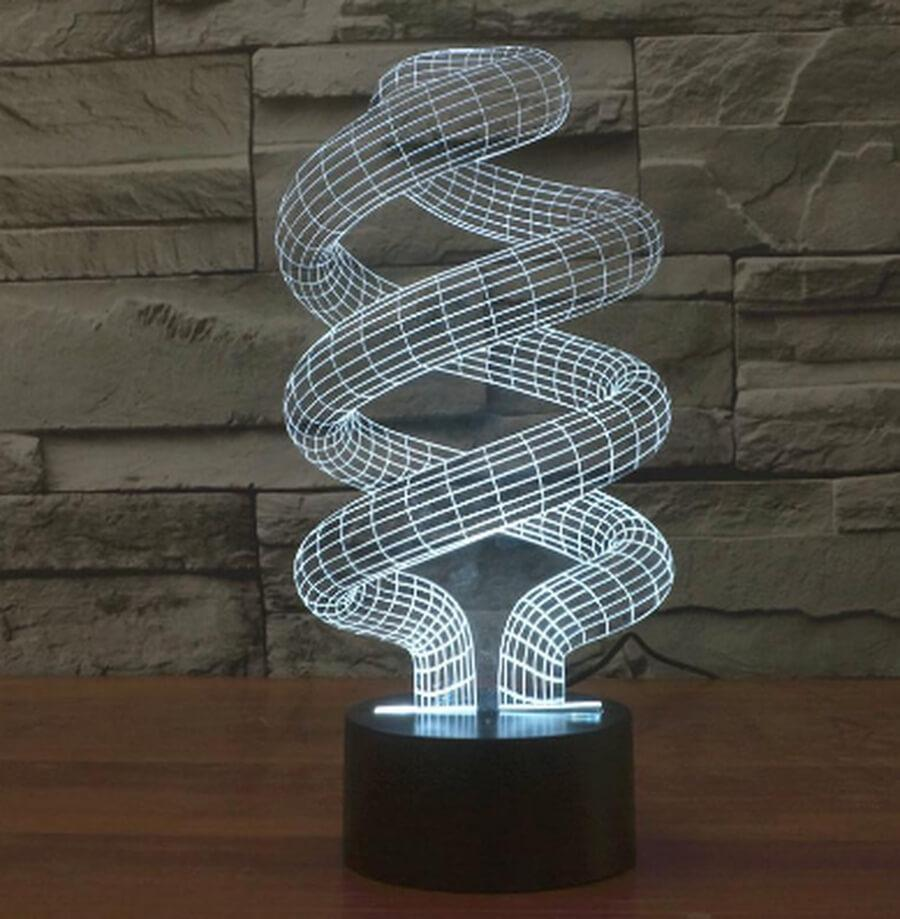 3D LED Dream Night Light - My Metanoia Co