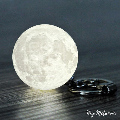 Moon Light Key Ring