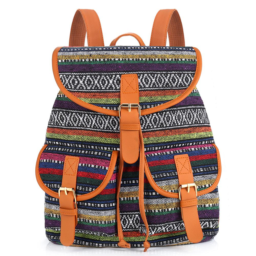 Sansarya Boho Backpack