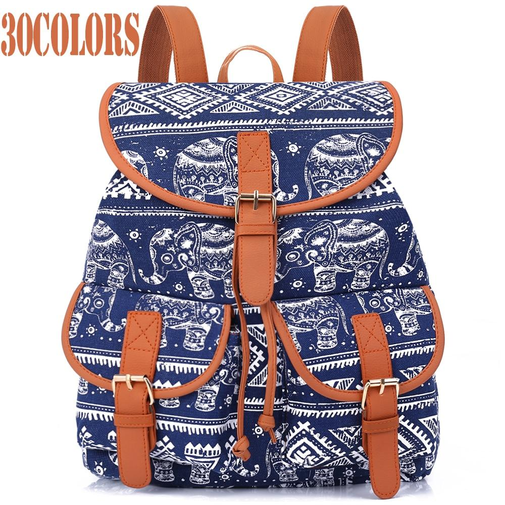 Sansarya Bohemian Backpack