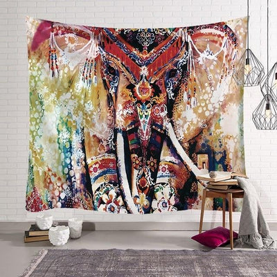 Majestic Elephant Tapestries