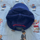 Blue Polo Bear Cap-Hats/Accessories-DISTINCT - THREADS