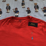 BNWT Red Ralph Lauren T Shirt (XL/L)-T Shirts-DISTINCT - THREADS