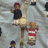 Brand New Gold Unisex Casio Classic Steel Bracelet Chronograph Watches-Hats/Accessories-DISTINCT - THREADS