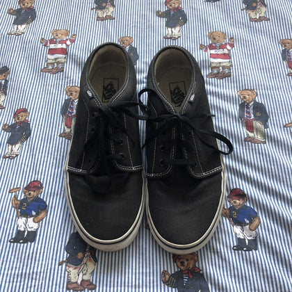 Mens Black Vans Trainers (UK11)-Footwear-DISTINCT - THREADS