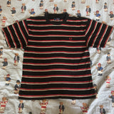 Vintage 90's Black Fred Perry T Shirt (M)-T Shirts-DISTINCT - THREADS